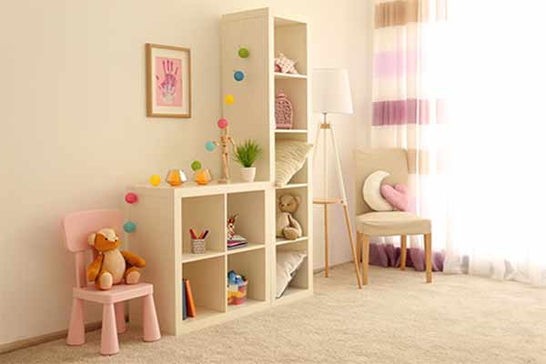 مزیت استفاده از پارکت چوبی برای اتاق کودک