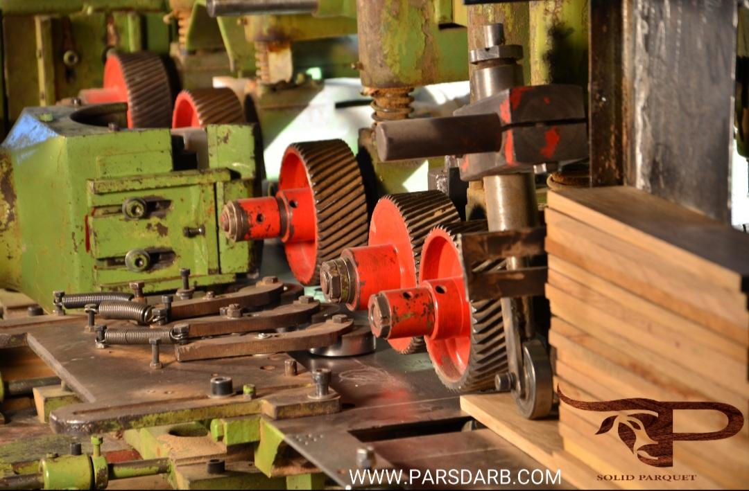 تاریخچه پارکت چوبی